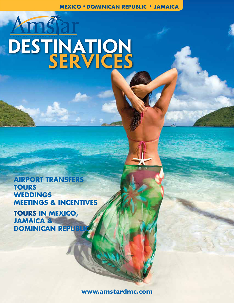 AMSTAR DESTINATION SERVICES MAGAZINE