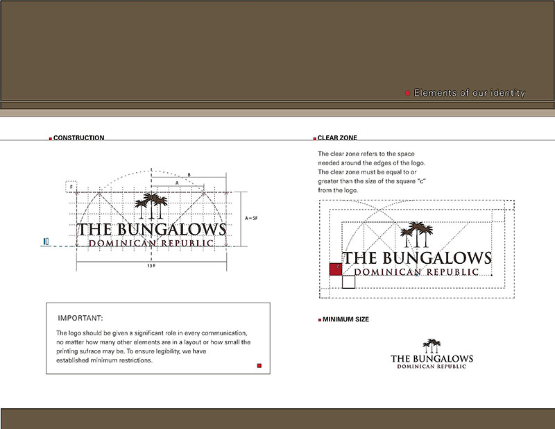 BUNGALOWS STYLE GUIDE