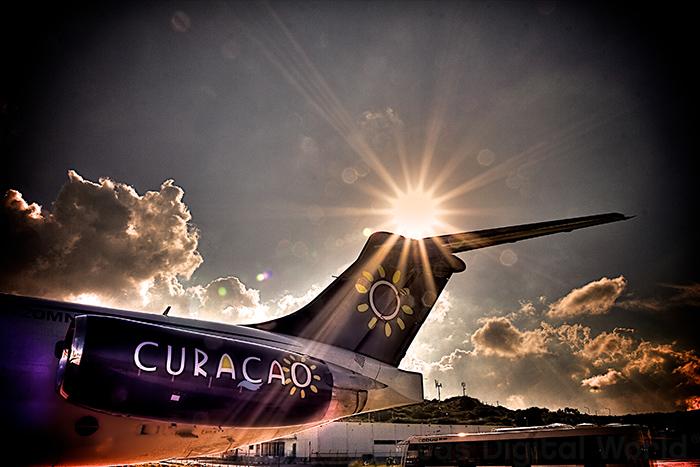 DAE CURACAO MD83